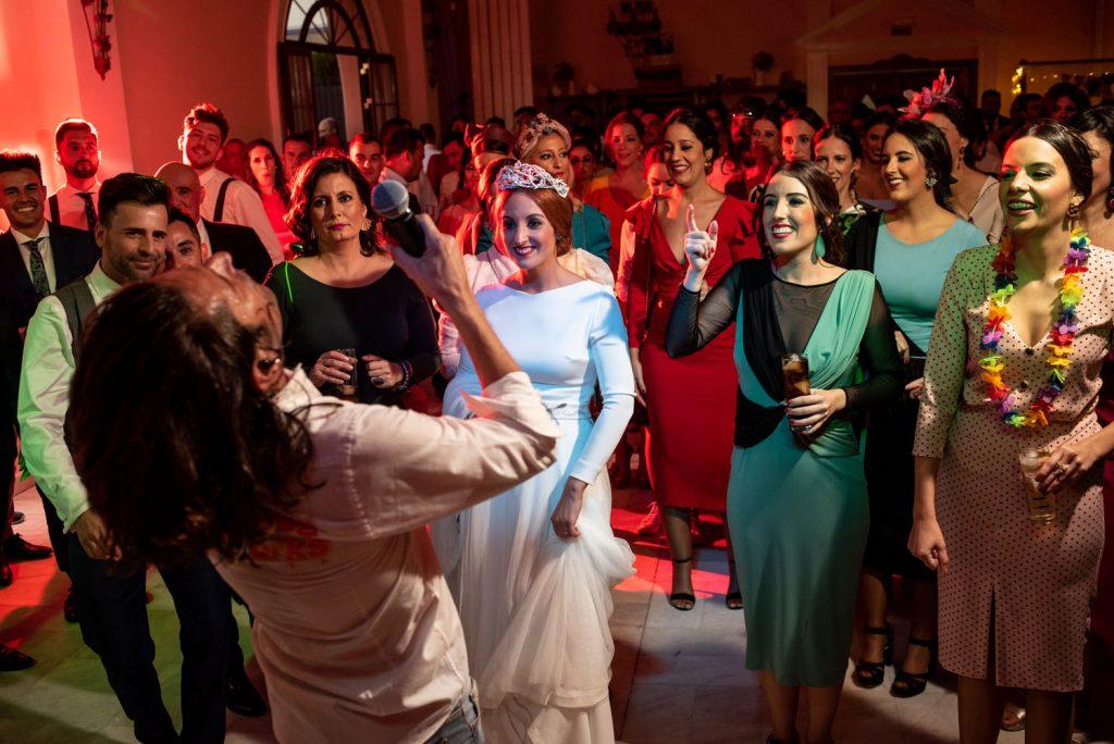 fotos de boda fiesta
